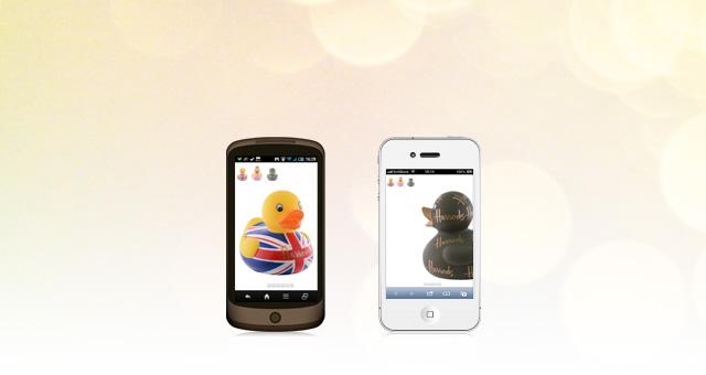 オブジェクトVR<br />[サンプル]<br />「Rubber Duck」