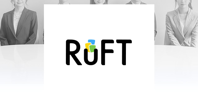 ロゴ・ネーミング開発<br />「RuFT」